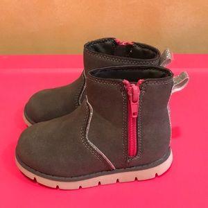 OshKosh B'Gosh Gray Boots